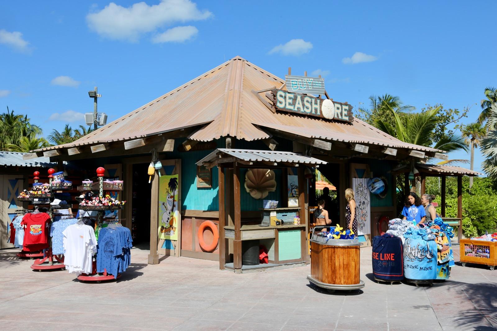 Castaway Cay Shopping