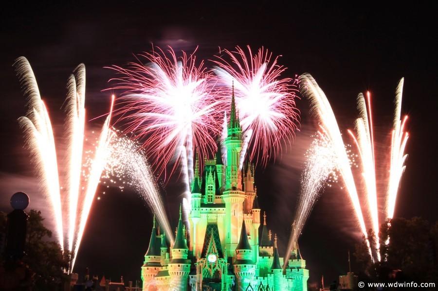 Cinderella Castle Photo