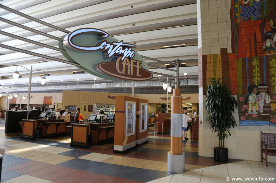 The Contemporary Resorts Contempo Cafe Is Open For Breakfast Lunch Dinner And Late Night Dining