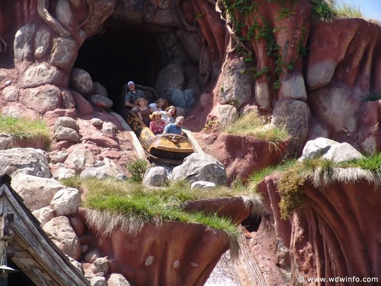 Splash Mountain Disneyland