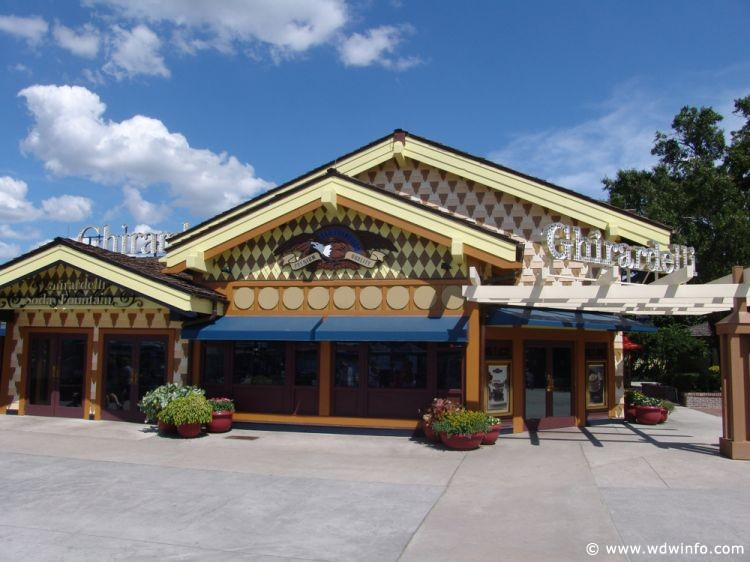 Ghirardelli Soda Fountain & Chocolate Shop