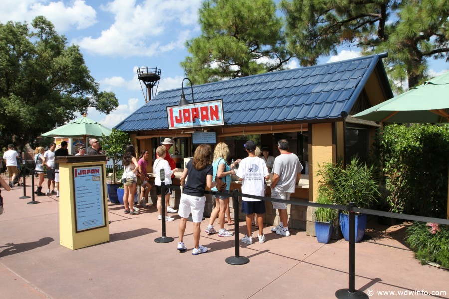 Food Prices Epcot