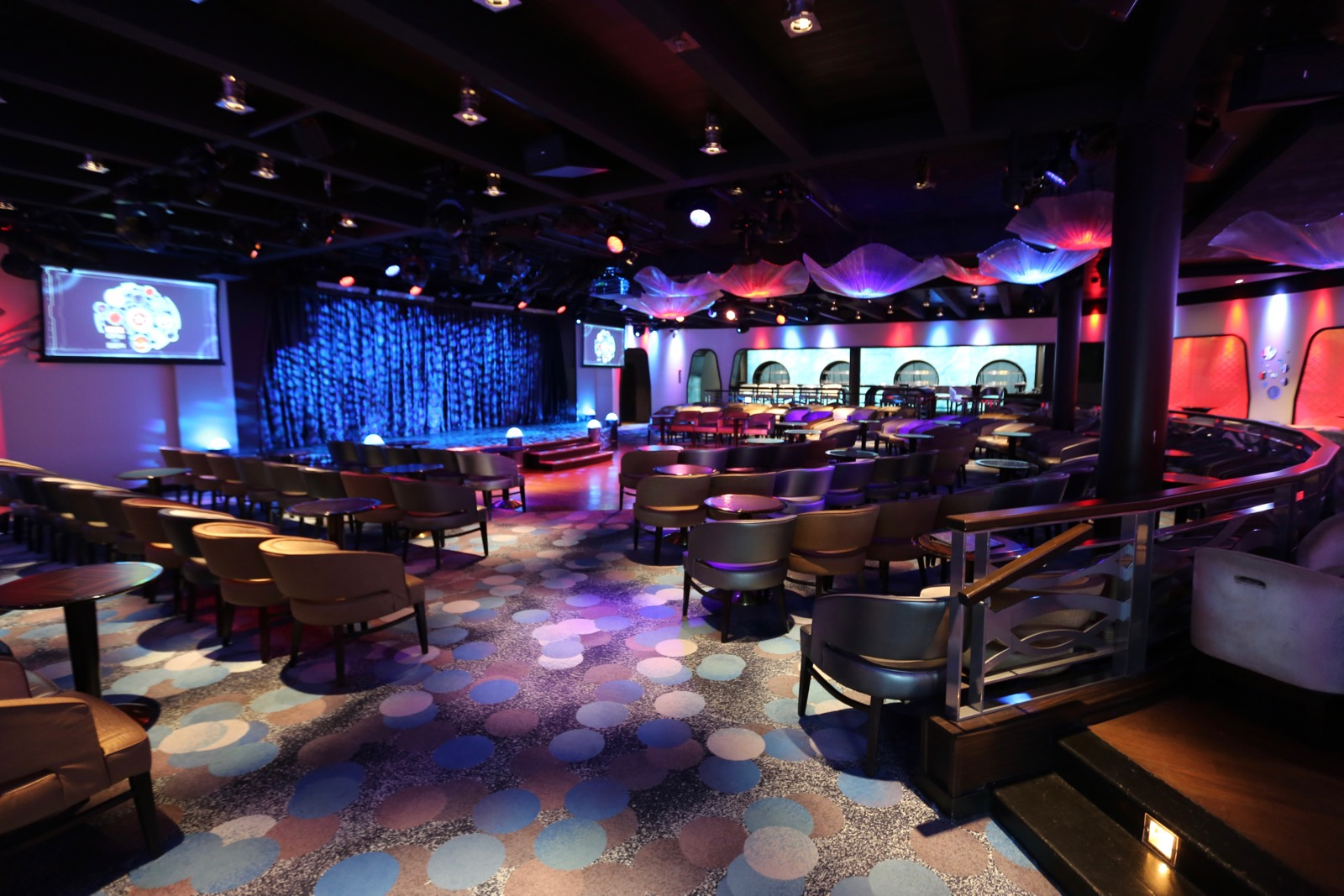 disney cruise line night club
