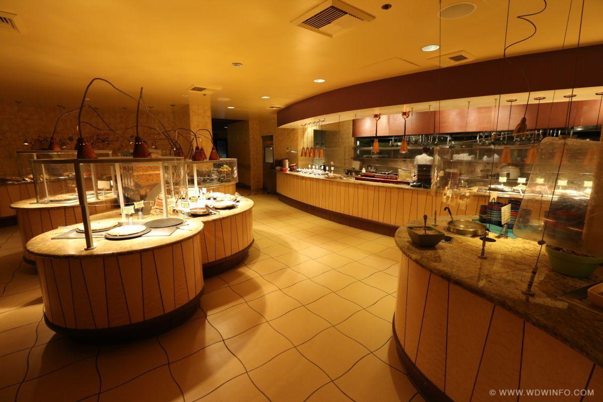 Goofy S Kitchen Menu Disneyland Hotel