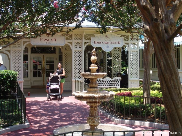 Magic Kingdom Baby Care Center Photo Gallery