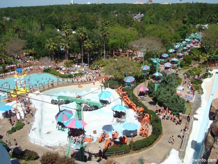 Disney S Blizzard Beach Water Park Walt Disney World