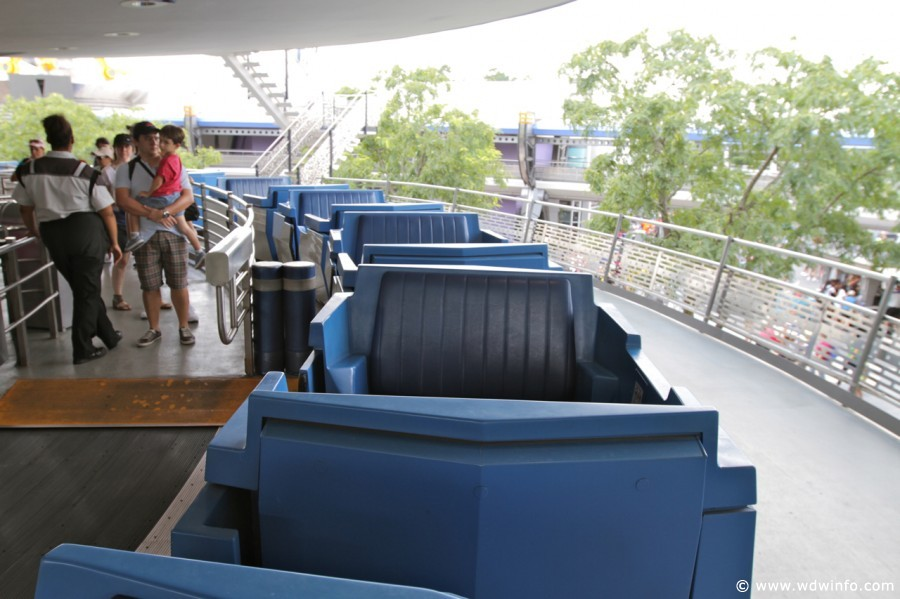 Tomorrowland Transit Authority PeopleMover