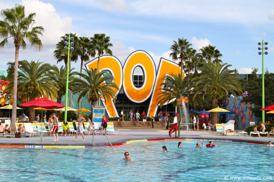 Disney\'s Pop Century Resort - Walt Disney World