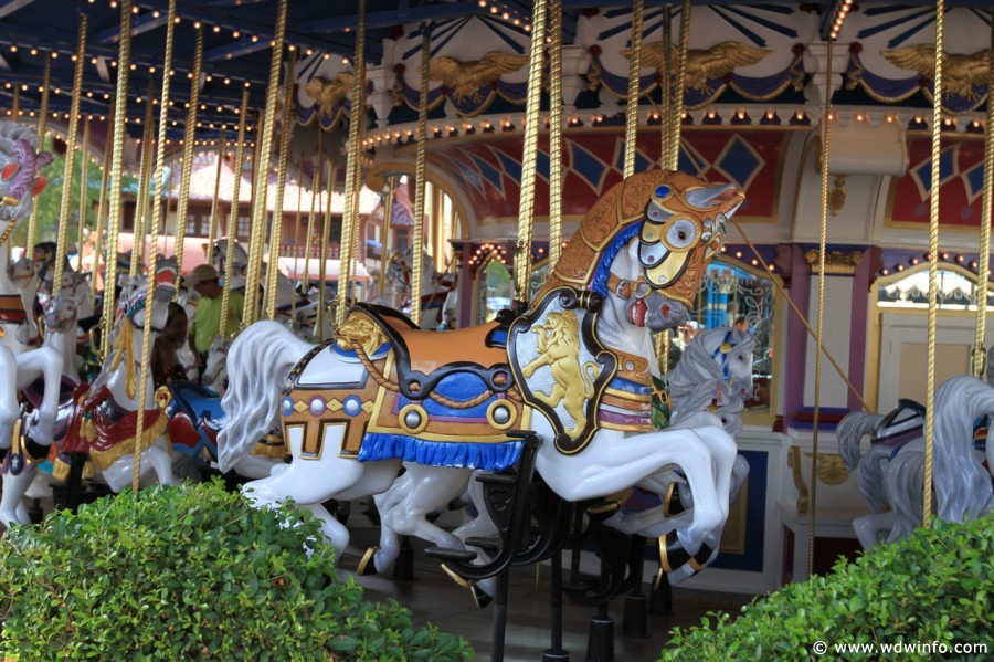 Prince Charming Regal Carrousel disney