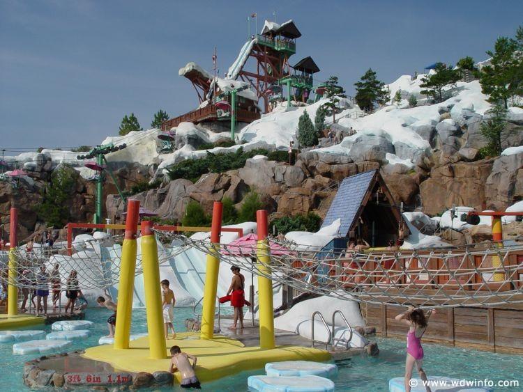 Disney S Blizzard Beach Water Park