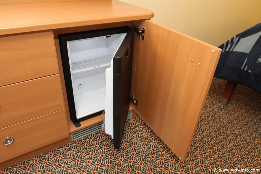 disney cruise refrigerator