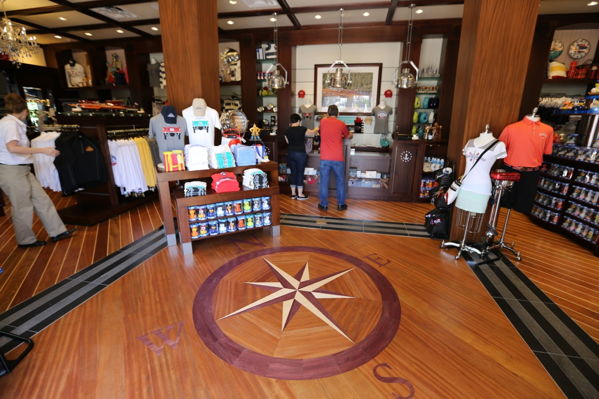 Ships Store at The BOATHOUSE