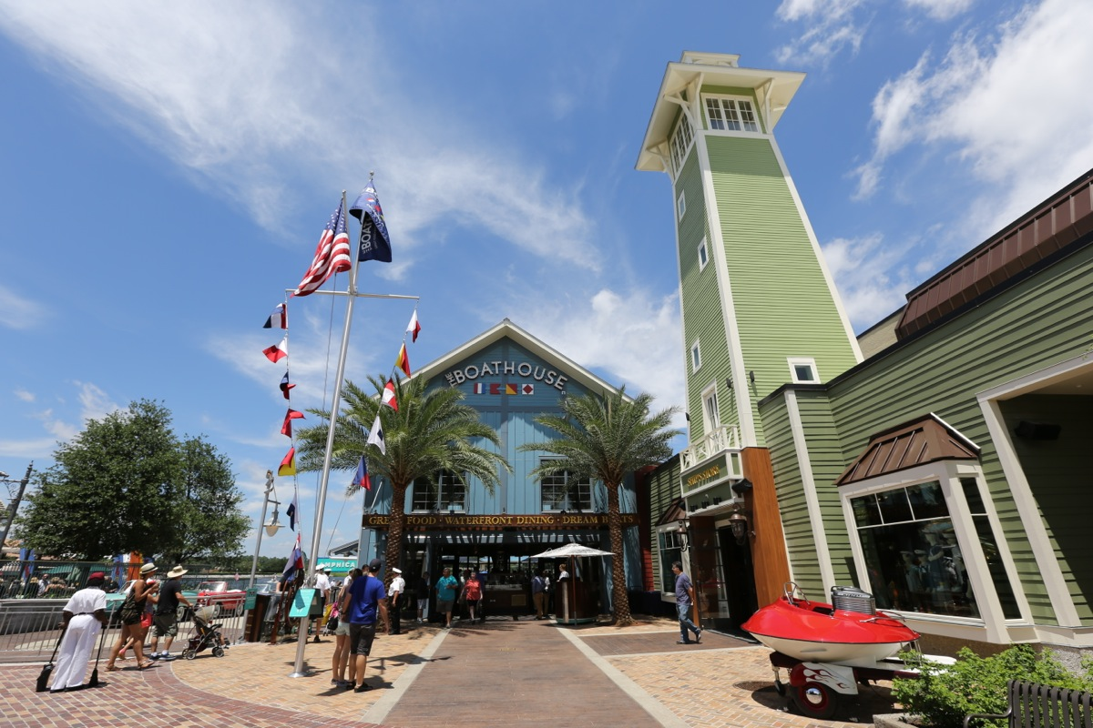 The Boathouse photo at Disney Springs