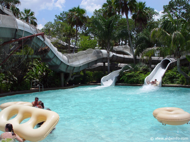 What are the names of the water parks at disney world — photo 1